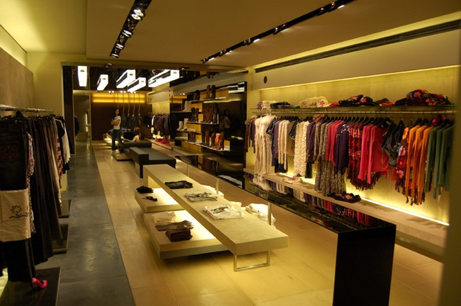 This luxury multi-brand store in Budapest houses tiered products, offering something for every discerning fashionista.