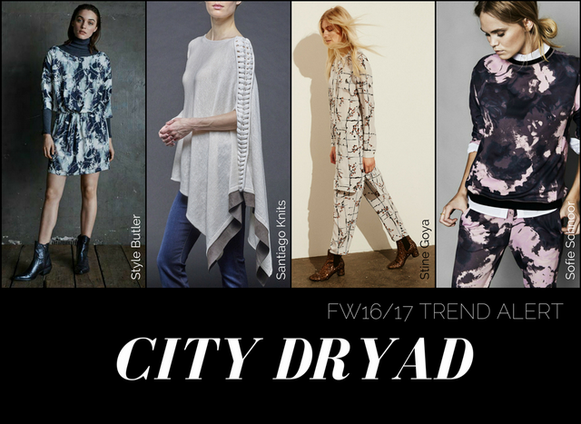 Trend Alert - city dryad small